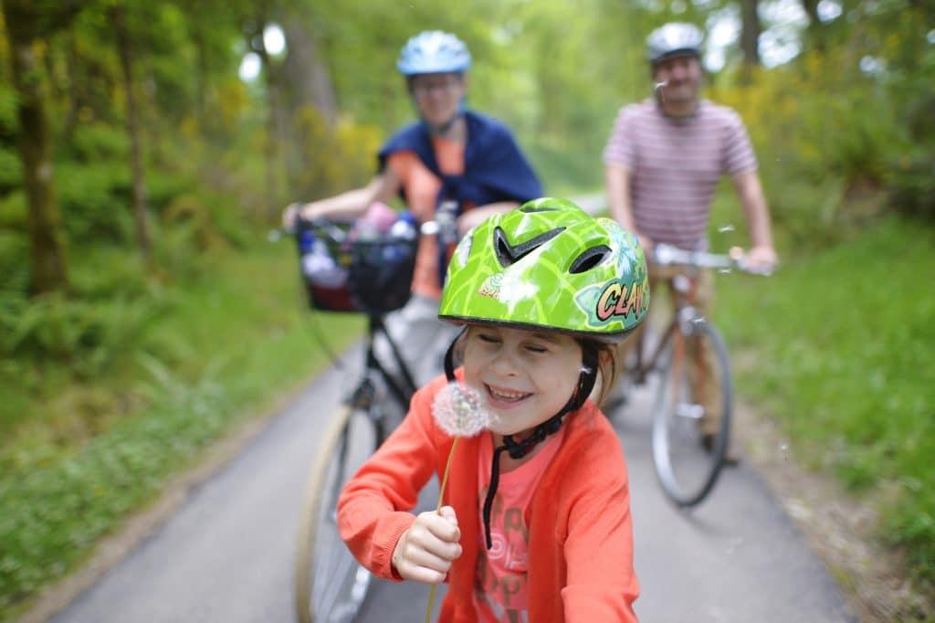 Bike Hire Loch Katrine