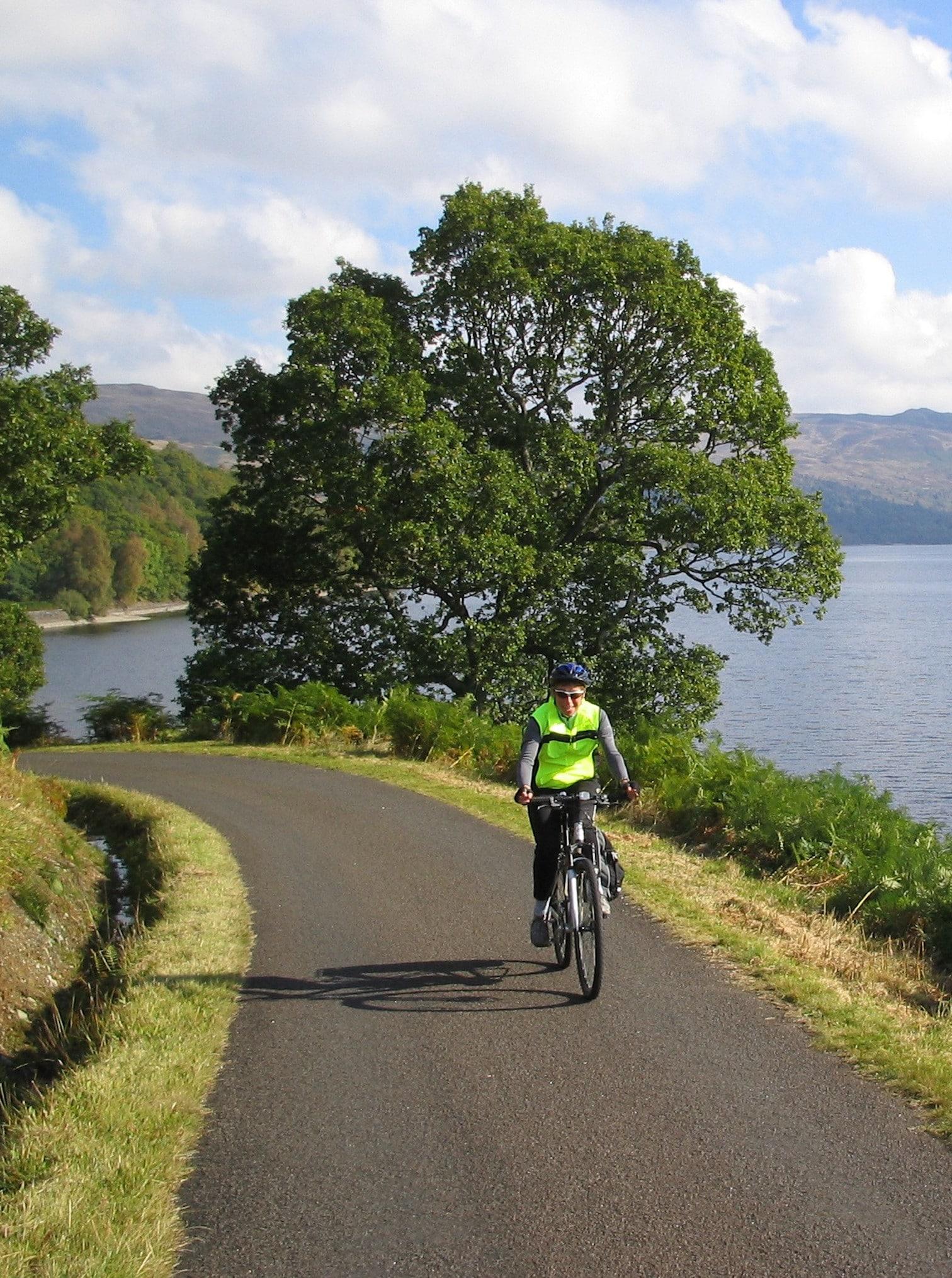 Loch Katrine Bike Hire
