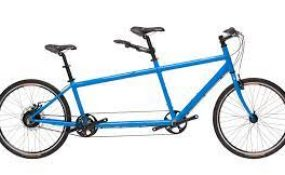 Tandem for hire